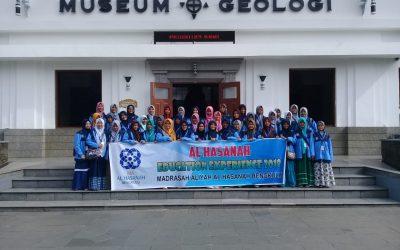 Beri Pembekalan Para Santri, MA Al Hasanah Adakan Study Tour Jakarta – Bogor – Bandung