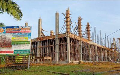 Progress Pembangunan Ponpes Al Hasanah Bengkulu – Juni 2020