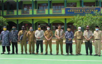 Tim Gugus Tugas Covid-19 Bengkulu Tengah Cek Kesiapan Pondok Pesantren Al Hasanah