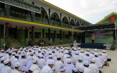 Peresmian Gedung Ulul Albab Ponpes Al Hasanah