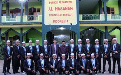 Pelepasan Santri Angkatan 28 MTs Al Hasanah dan Angkatan 24 MA Al Hasanah