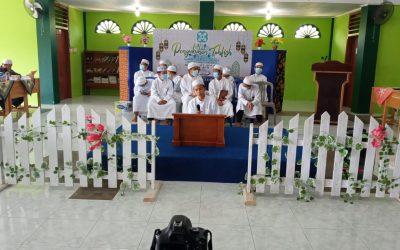 Pengukuhan Kelompok Tahfizh Quran Santriwan Ponpes Al Hasanah, Hafalan Terbanyak 15 Juz