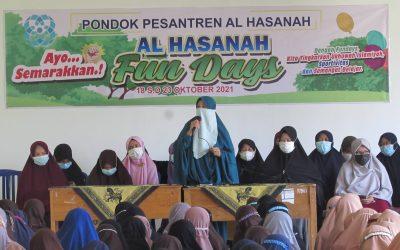Pembukaan Al Hasanah Fun Days 2021