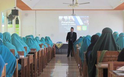 Ponpes Al Hasanah Gelar Workshop Nahwu Metode Al Fahmu